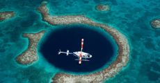 Great Blue Hole off Belize yields new clues to fall of Mayan civilisation